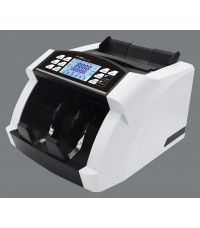MIXED DENOMINATION VALUE COUNTING MACHINE IS 9000 PRO BANKER