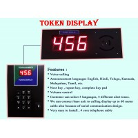Token Display